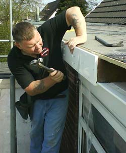 Fascias And Guttering Installation Services From D Ferrari